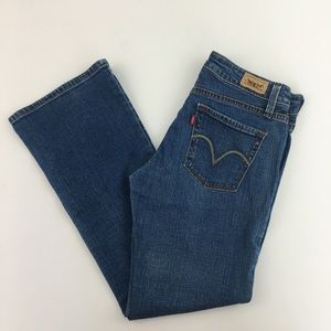 Levi's Low Bootcut Jeans
